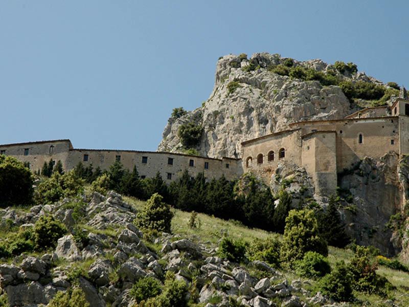 Santuario Madonna delle Armi - Cerchiara di Calabria